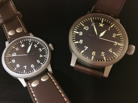 LACO AVIATOR OBSERVATION WATCH REPLICA