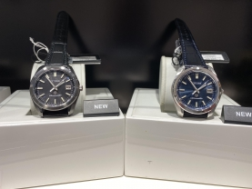 The CITIZEN 【BLACK EAGLE】【BLUE EAGLE】